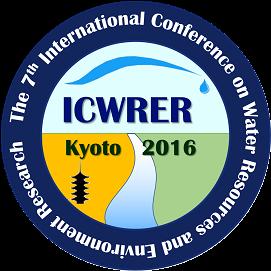 ICWRER-2016(Kyoto, Japan)